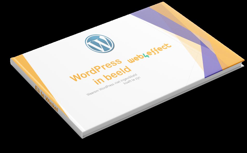 WordPress in beeld - cover