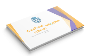 cover WordPress in beeld