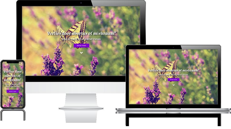 Website van EstherSanders Verliebegeleiding